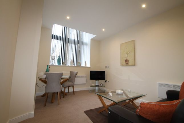 Thumbnail Flat to rent in The Grange, Richardshaw Lane, Pudsey