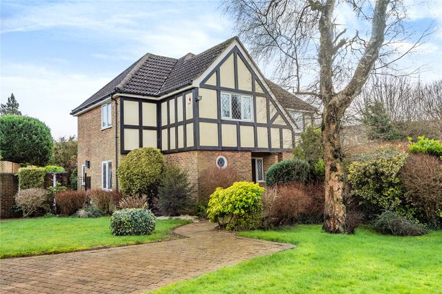 Thumbnail Detached house for sale in The Copse, Caterham