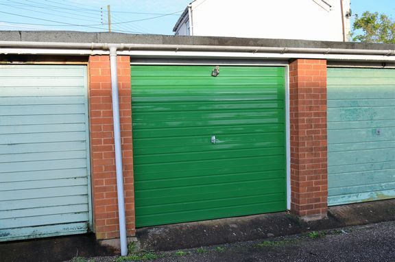 Parking/garage for sale in South View Close, Willand, Cullompton