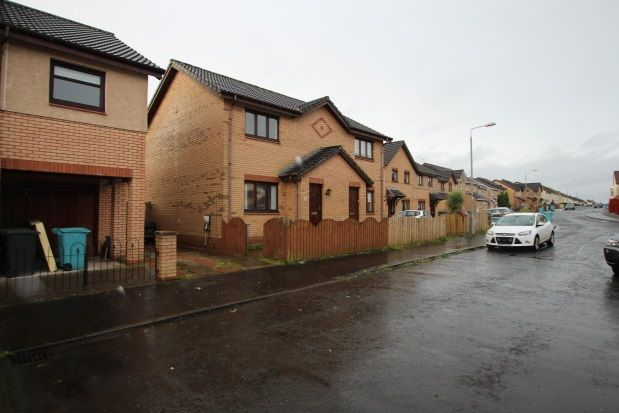 Thumbnail Semi-detached house to rent in Haddington Way, Coatbridge