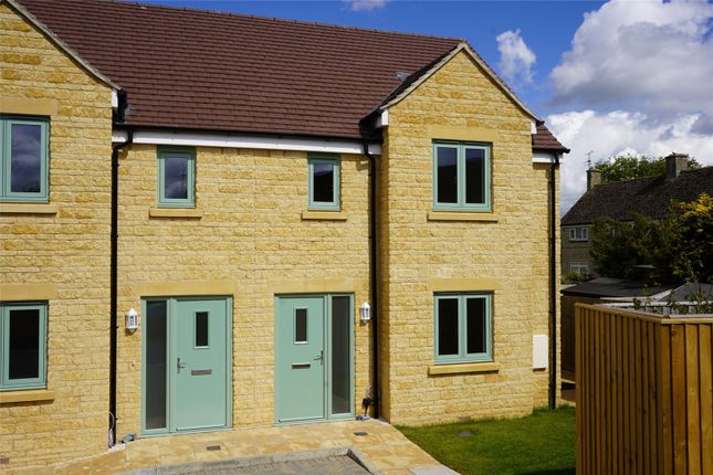 Thumbnail Semi-detached house for sale in Ley Orchard, Willersey, Worcestershire