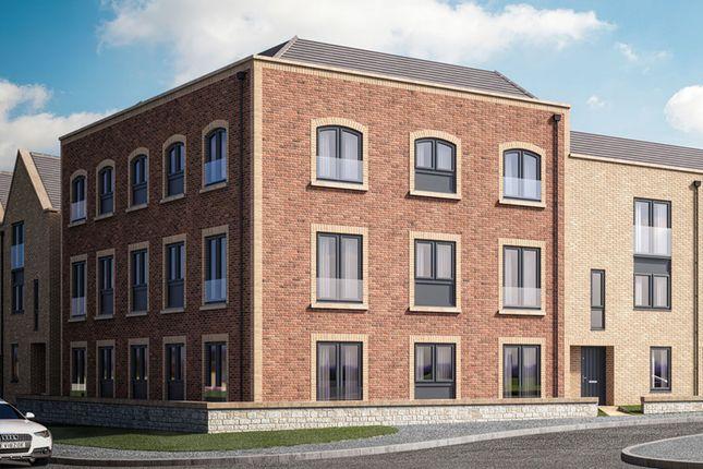 2 bed flat for sale in Kersebonny Road, Cambusbarron, Stirling FK7