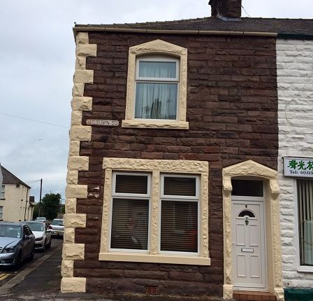 Thumbnail End terrace house to rent in Milburn Street, Workington, Cumbria