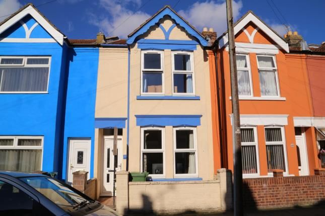 Terraced house for sale in Southsea, Hampshire, United Kingdom