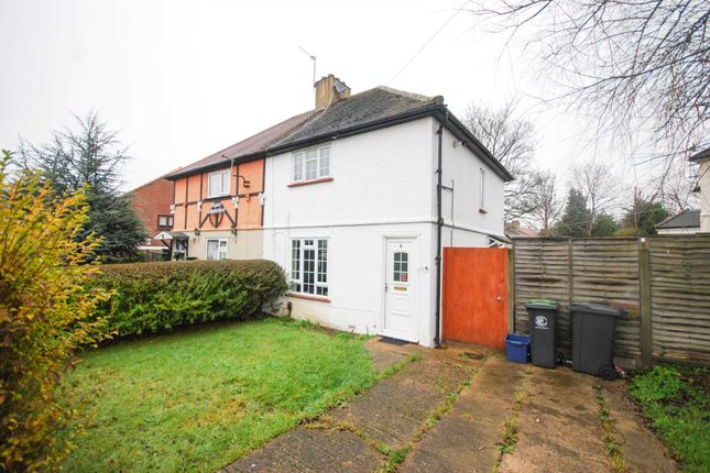 Thumbnail Semi-detached house to rent in Forest Avenue, Chigwell