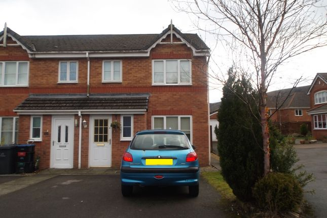 Thumbnail End terrace house to rent in Victoria Avenue, Gwent