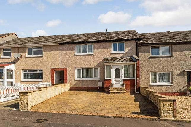 Thumbnail 3 bedroom terraced house for sale in Finnie Terrace, Gourock, Inverclyde