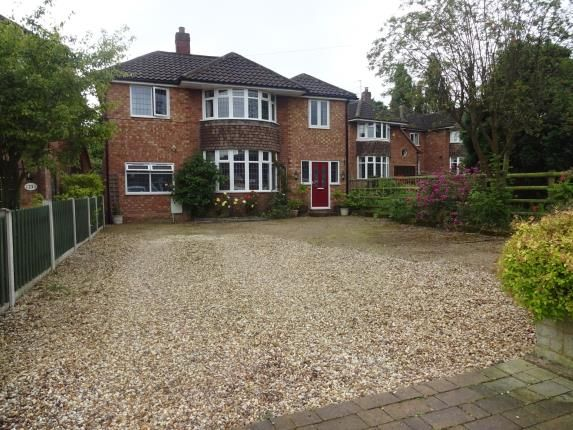 Thumbnail Detached house for sale in Somerset Road, Walsall, West Midlands