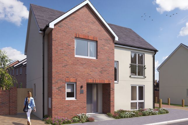Thumbnail Detached house for sale in Plot 131, Golding Road, Knights Wood, Tunbridge Wells