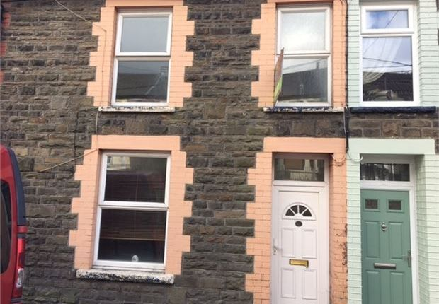 Thumbnail End terrace house to rent in Conway Road, Cwmparc, Treorchy