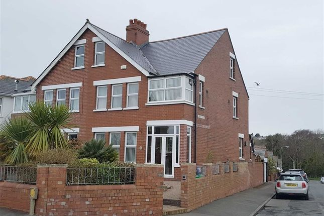 Semi-detached house for sale in The Parade, Barry