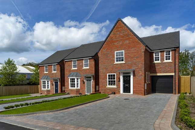 Thumbnail Detached house for sale in The Croft 2, Nuevo Court, Newbridge Crescent, Wolverhampton