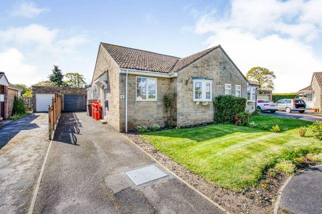 Thumbnail Semi-detached bungalow for sale in Fairoak Way, Mosterton, Beaminster