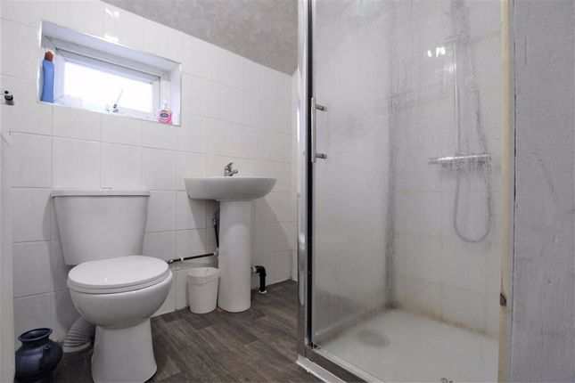 Shower Room of Parkfield Street, Rusholme, Manchester M14