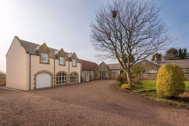 Thumbnail Detached house to rent in Haddington