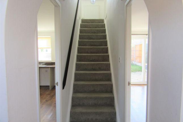 Stairs of Bloomfield Way, Carlton Colville, Lowestoft NR33