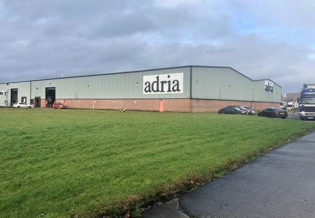 Thumbnail Warehouse to let in Unit 14 Courtauld Way, Campsie Ind Estate, Mclean Road, Eglinton, Londonderry, County Londonderry