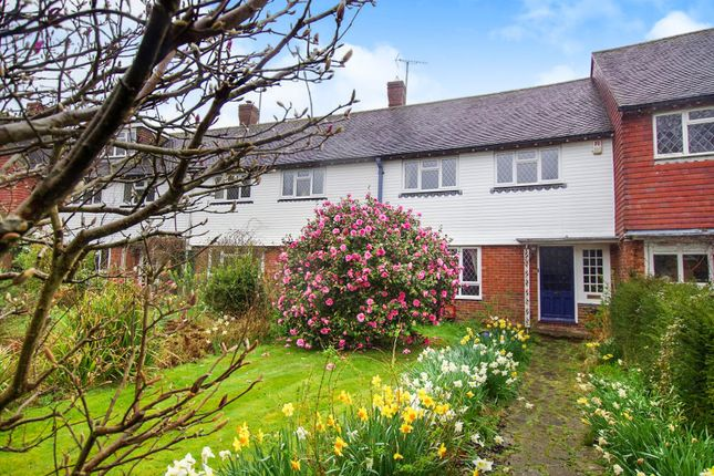 Thumbnail End terrace house for sale in Kent Fields, Kingston, Lewes