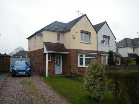 Front of Selworthy Drive, Crewe, Cheshire CW1