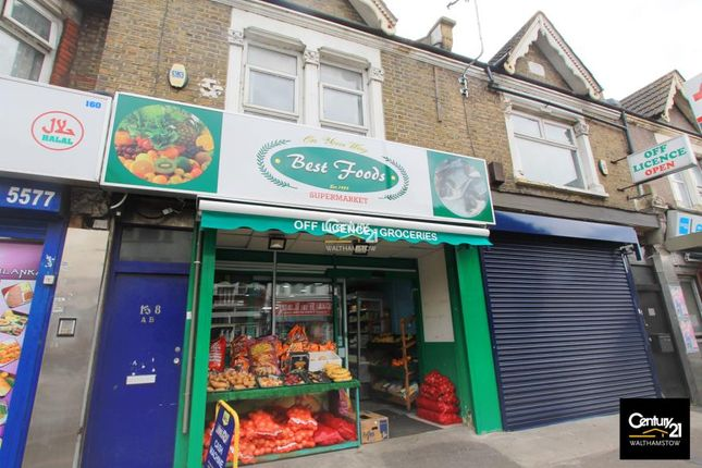 Thumbnail Property for sale in Forest Road, Walthamstow