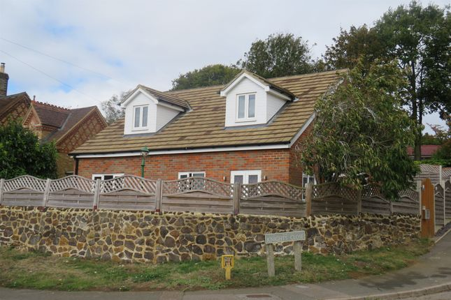 Thumbnail Bungalow for sale in Knights Close, Great Brickhill, Milton Keynes