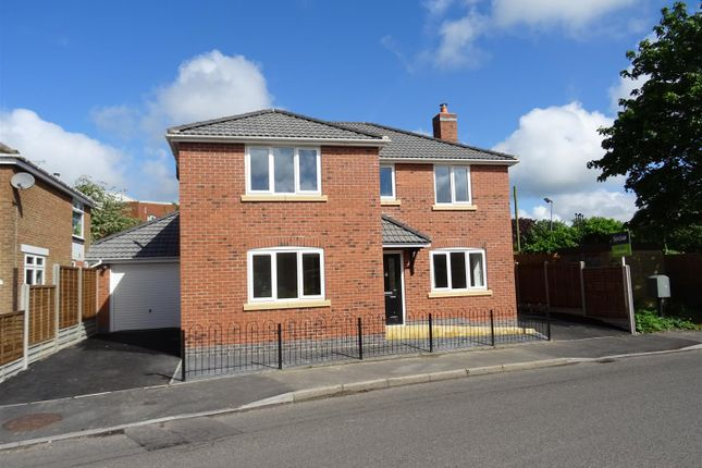Thumbnail Detached house for sale in Marlborough Way, Ashby-De-La-Zouch, Leicestershire