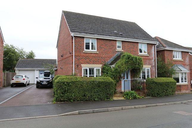 Thumbnail Detached house for sale in Maes Yr Eglwys, Church Village, Pontypridd, Rhondda, Cynon, Taff