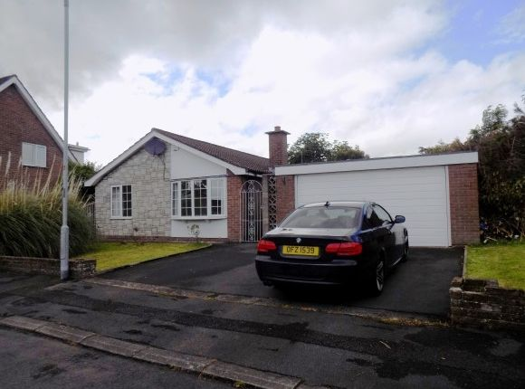 Thumbnail Detached bungalow to rent in Fulmar Avenue, Lisburn