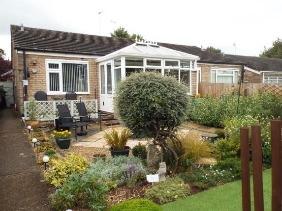 Thumbnail Bungalow for sale in Bury St Edmunds, Suffolk