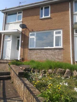 Thumbnail Semi-detached house to rent in Bridespring Road, Exeter