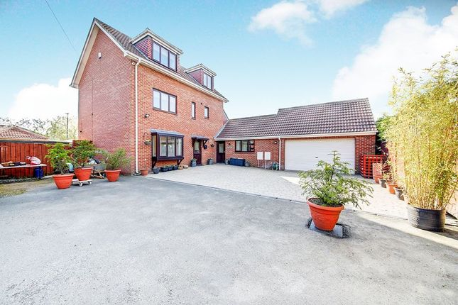 Thumbnail Detached house for sale in Institute Road, Ashington