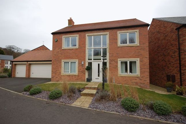 Thumbnail Detached house for sale in St Joseph's Close, Killingworth Village, Newcastle Upon Tyne