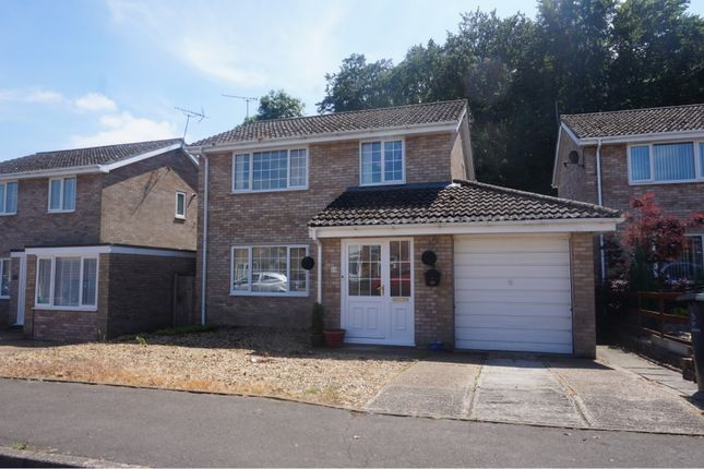 Thumbnail Detached house for sale in Woodlands Drive, Thetford