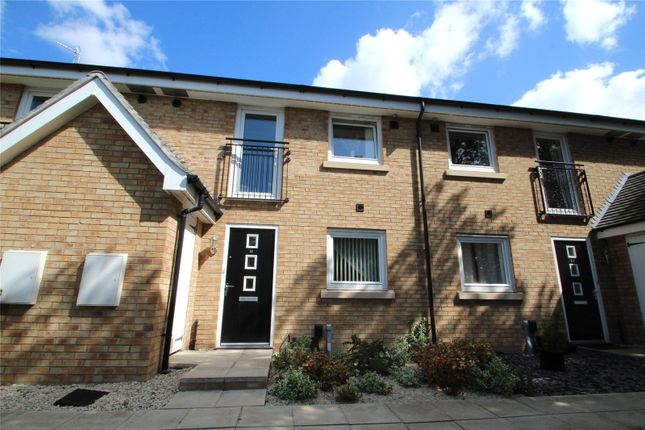 1 bed terraced house for sale in Morris Road, Whitwood, Castleford