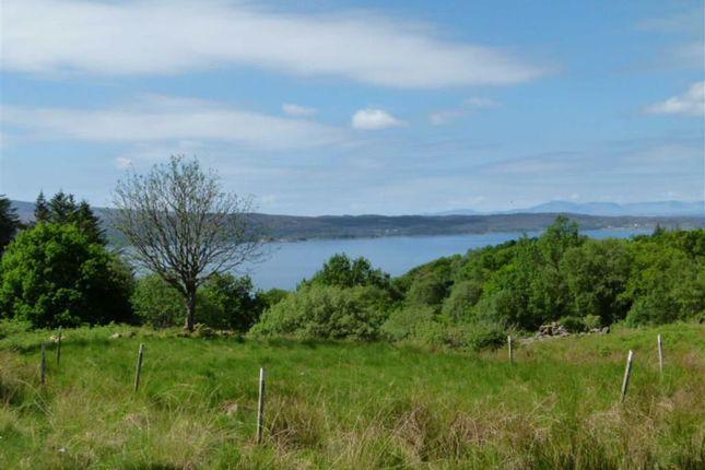 Thumbnail Land for sale in House Site, 17, Diabaig, Torridon
