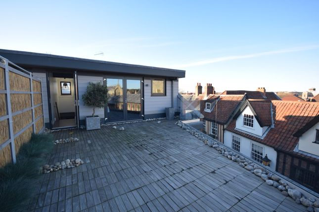 Thumbnail Flat for sale in Princes Street, Norwich