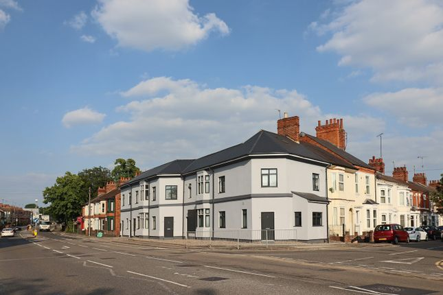 Thumbnail Block of flats for sale in St James Park Road, Northampton