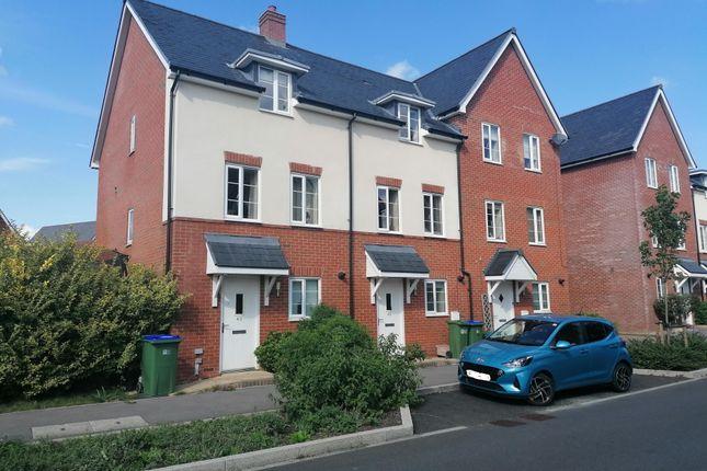 Thumbnail Property to rent in Sargent Way, Broadbridge Heath, Horsham