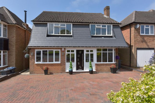 Thumbnail Detached house for sale in Wall Drive, Sutton Coldfield