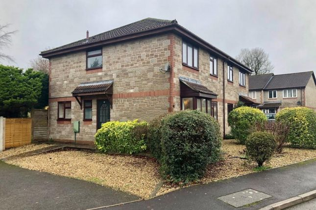 4 bed semi-detached house to rent in Constantine Court, Shepton Mallet BA4