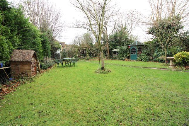 Garden of Mud Lane, Eversley, Hook, Hampshire RG27