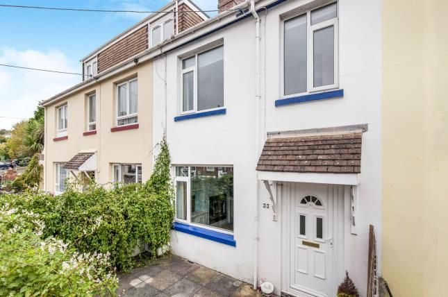 Thumbnail Terraced house for sale in Teignmouth, ., Devon