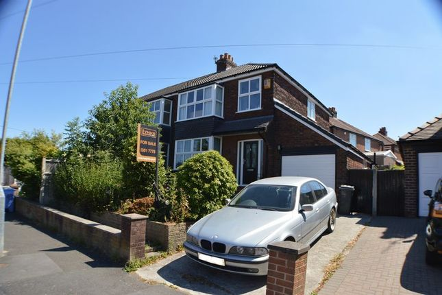 Thumbnail Property for sale in Marlborough Road, Hyde