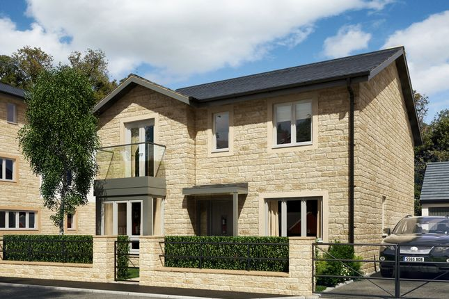 "Thumbnail Detached house for sale in ""The Candese"" at Granville Road, Lansdown, Bath, Somerset, Bath"