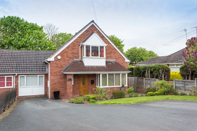 Thumbnail Link-detached house for sale in Stafford Road Oakengates, Telford, Telford