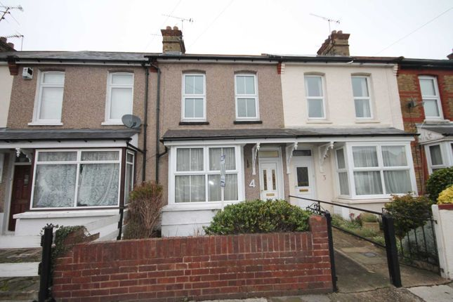 Thumbnail Property for sale in Leigh Road, Gravesend