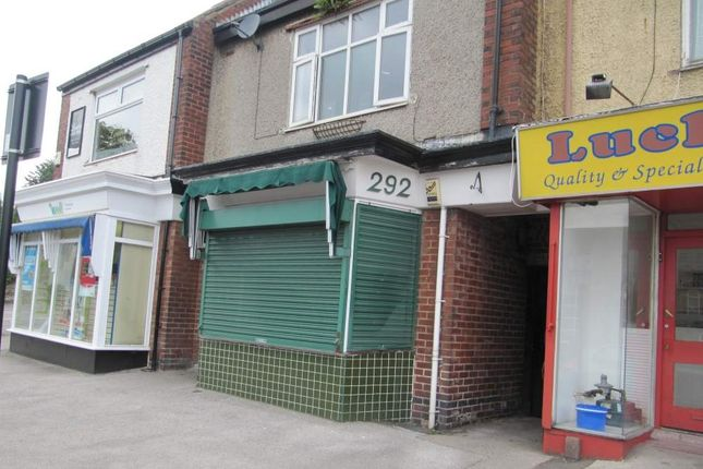 Thumbnail Commercial property for sale in 292 Ringinglow Road, Sheffield
