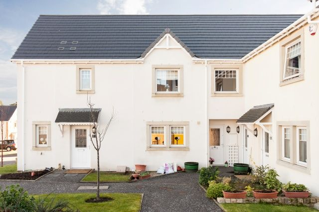 Thumbnail Flat for sale in Hollybush Lane, By Langbank, Inverclyde