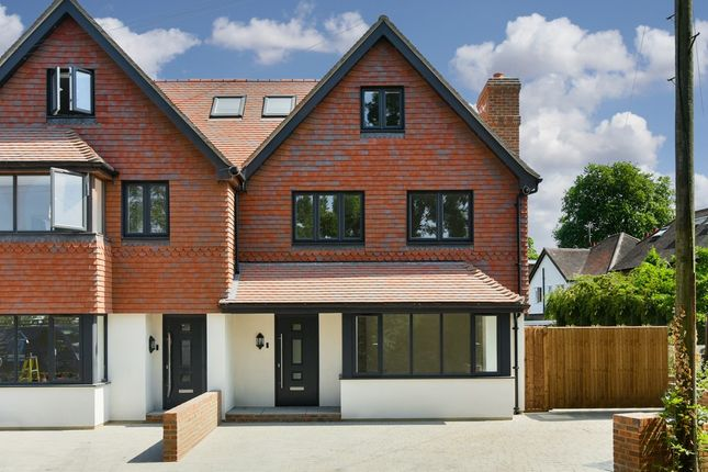Thumbnail Property for sale in Cedar Road, East Molesey