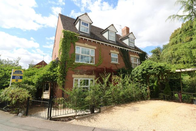Thumbnail Detached house for sale in Batsmans Drive, Rushden